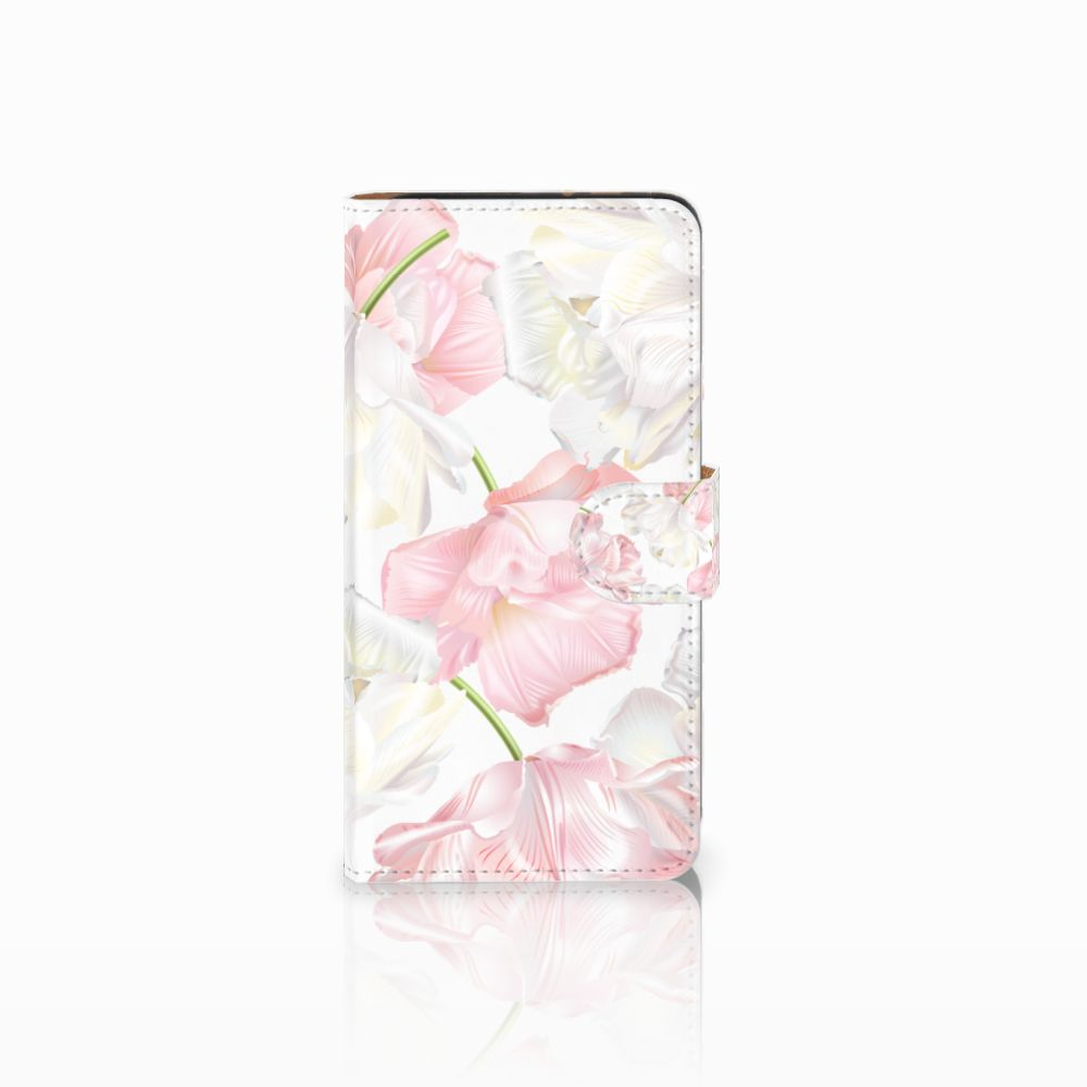 Wiko Lenny 3 Boekhoesje Design Lovely Flowers