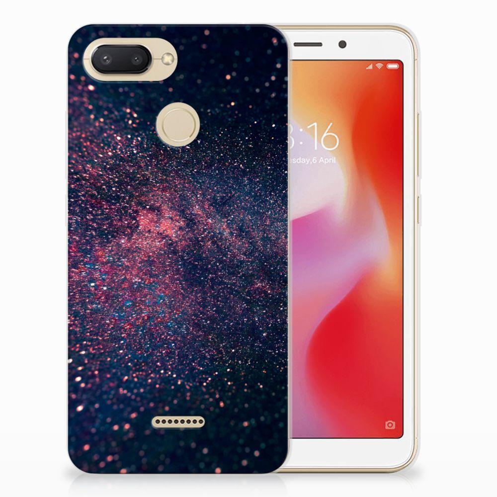 Xiaomi Redmi 6 TPU Hoesje Stars