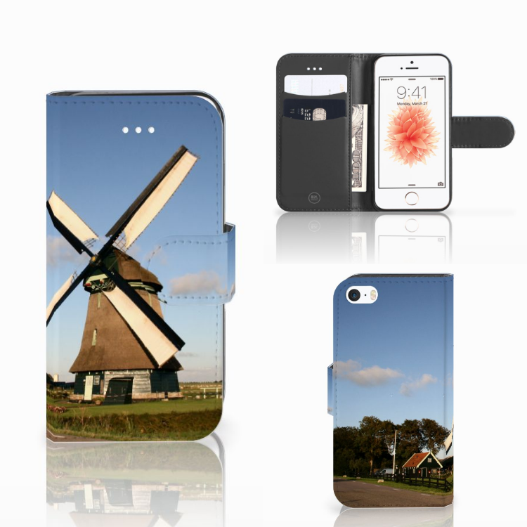 Apple iPhone 5 | 5s | SE Flip Cover Molen