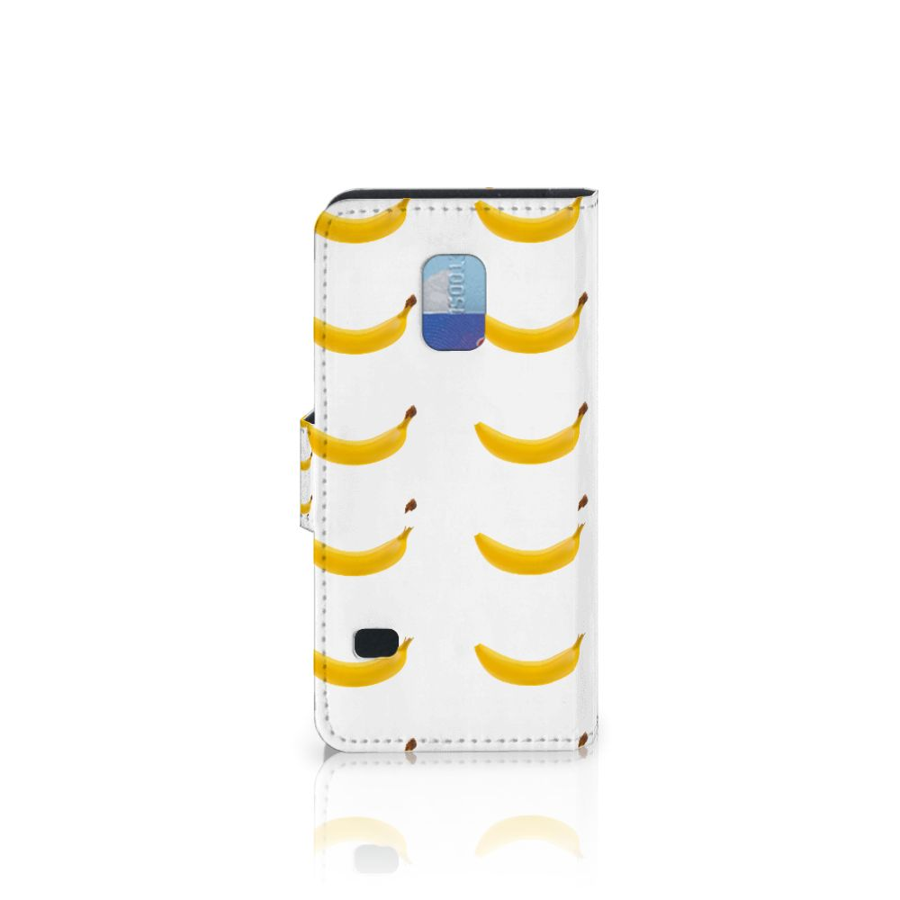 Samsung Galaxy S5 Mini Book Cover Banana