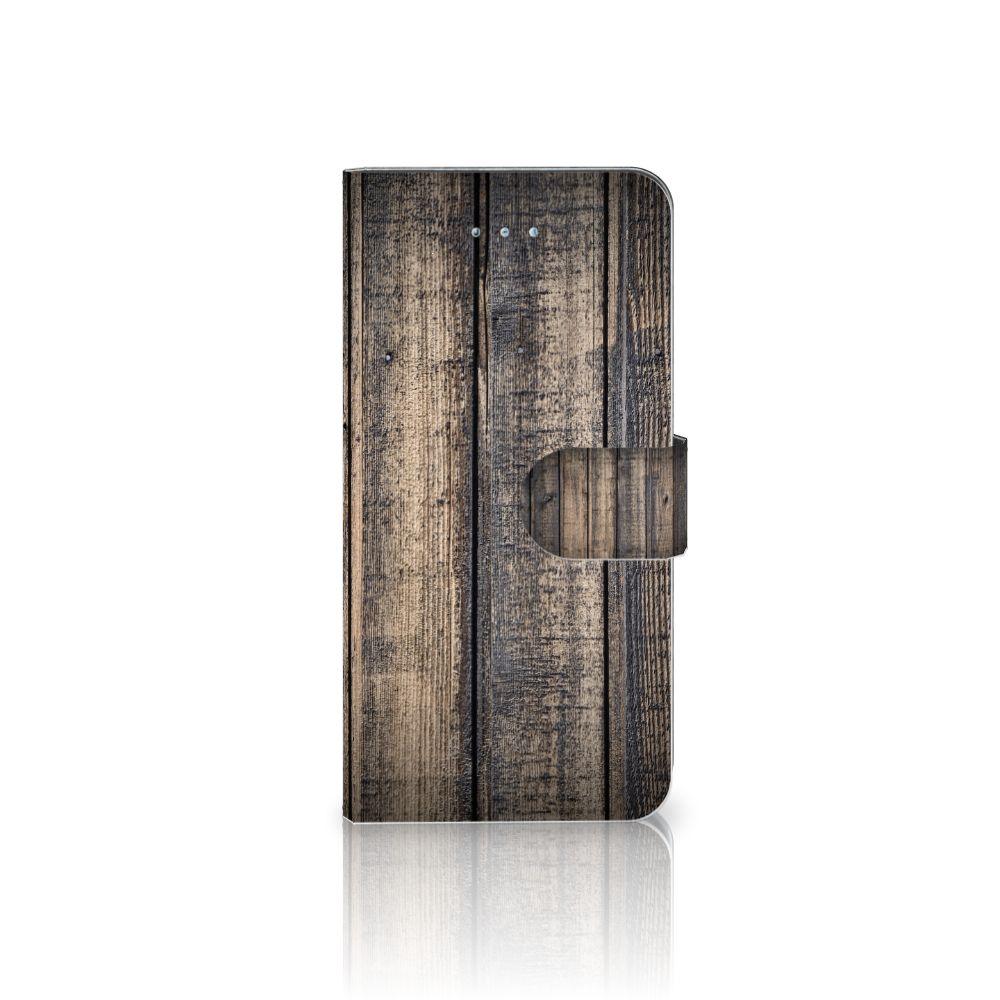 Honor 4A | Y6 Book Style Case Steigerhout