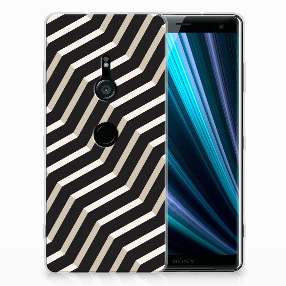 Sony Xperia XZ3 TPU Hoesje Design Illusion