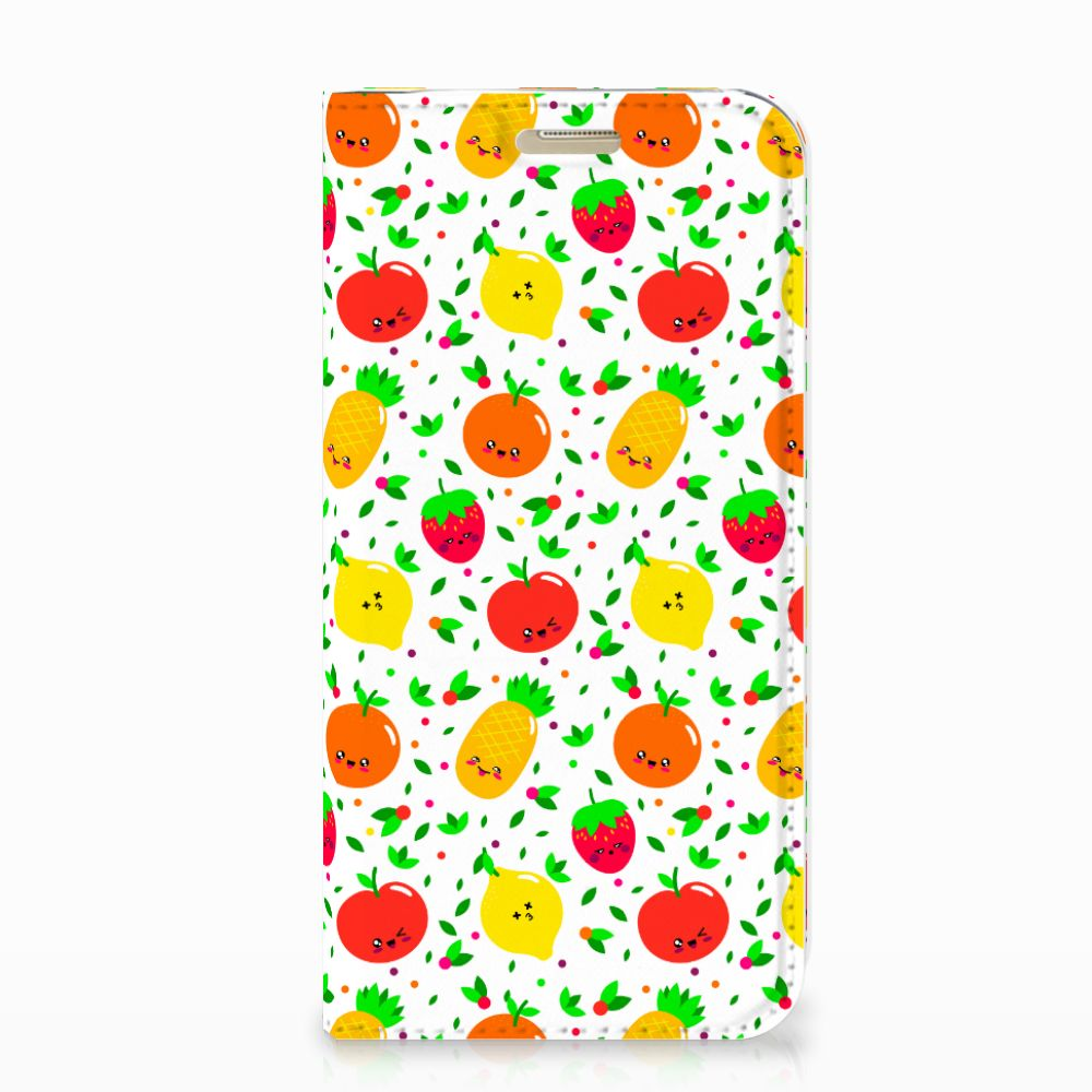 Samsung Galaxy A3 2017 Flip Style Cover Fruits