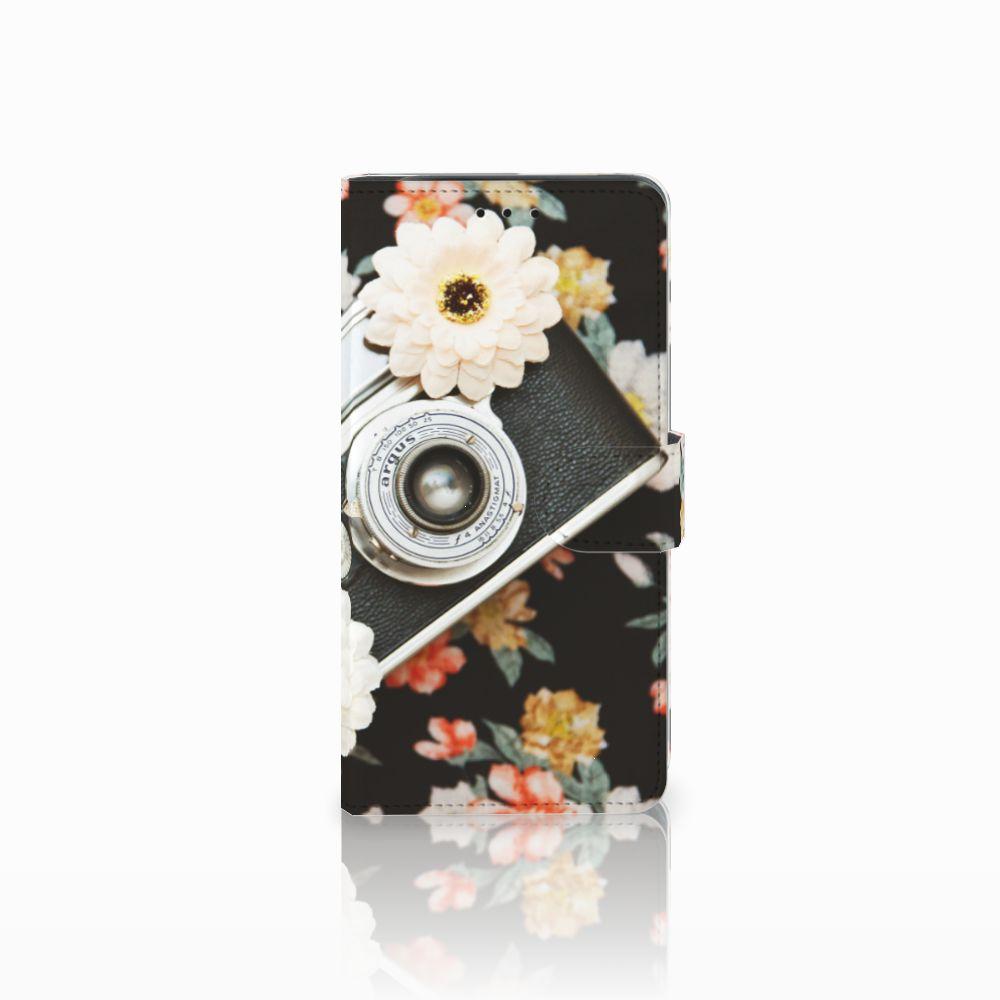 Samsung Galaxy J6 Plus (2018) Telefoonhoesje met foto Vintage Camera