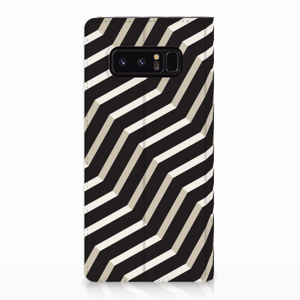 Samsung Galaxy Note 8 Stand Case Illusion