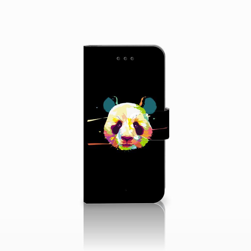 Apple iPhone X | Xs Boekhoesje Design Panda Color