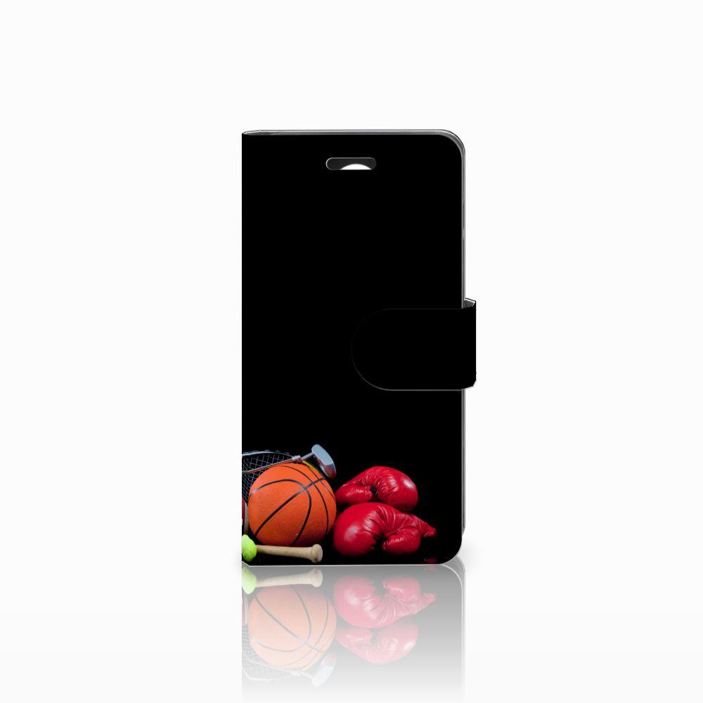 Huawei Y3 2   Y3 II Boekhoesje Design Sports