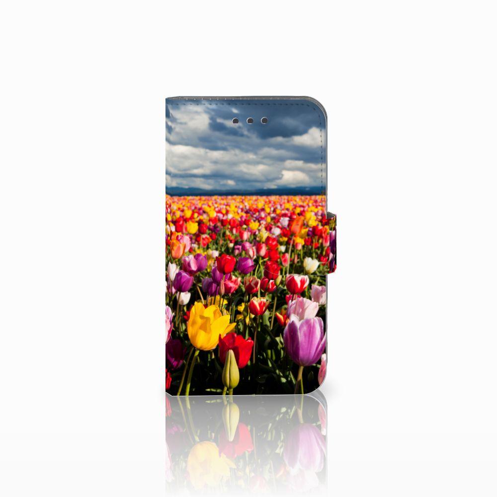 Samsung Galaxy Xcover 3 | Xcover 3 VE Uniek Boekhoesje Tulpen
