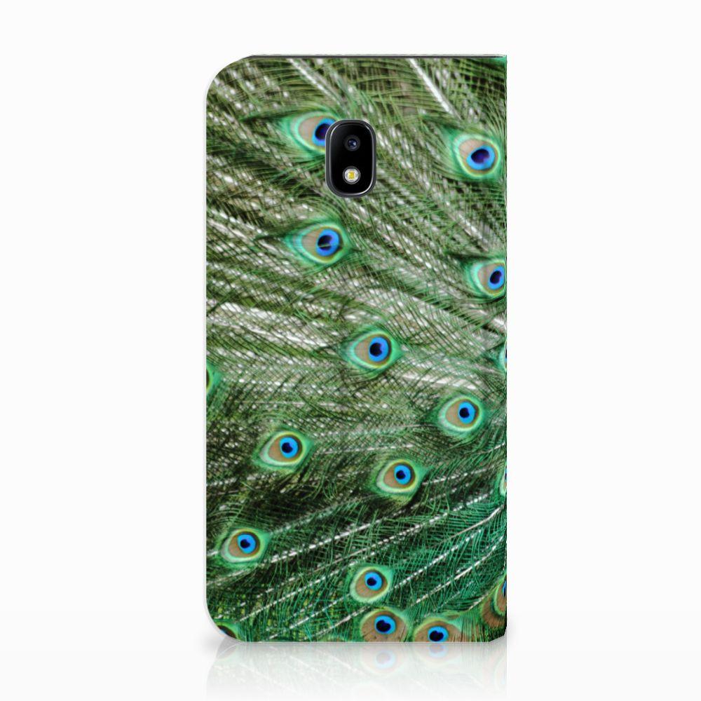 Samsung Galaxy J3 2017 Standcase Hoesje Design Pauw