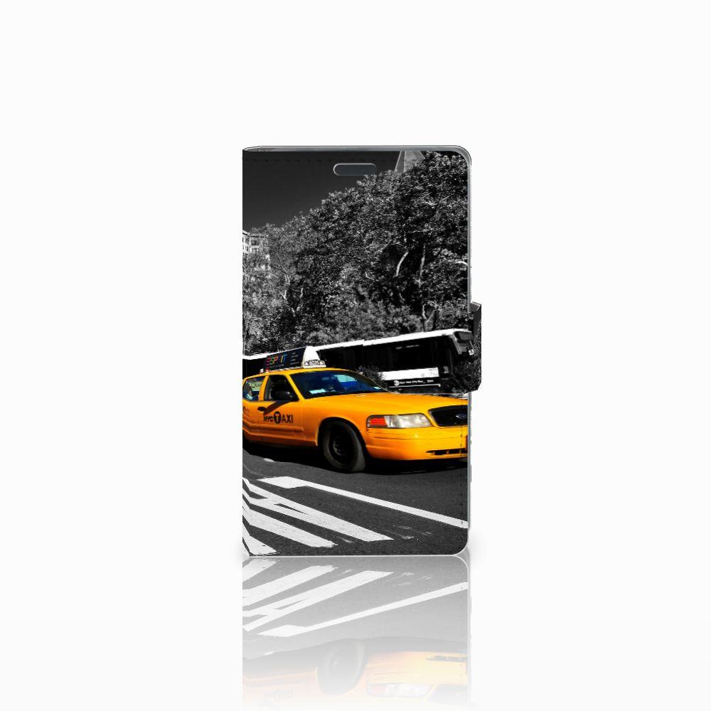 Nokia Lumia 625 uniek ontworpen hoesje New York Taxi
