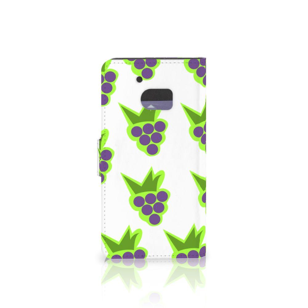 HTC 10 Book Cover Druiven