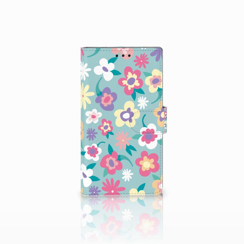 Sony Xperia L2 Boekhoesje Design Flower Power