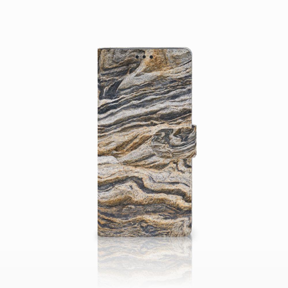 Sony Xperia XA Ultra Boekhoesje Design Steen