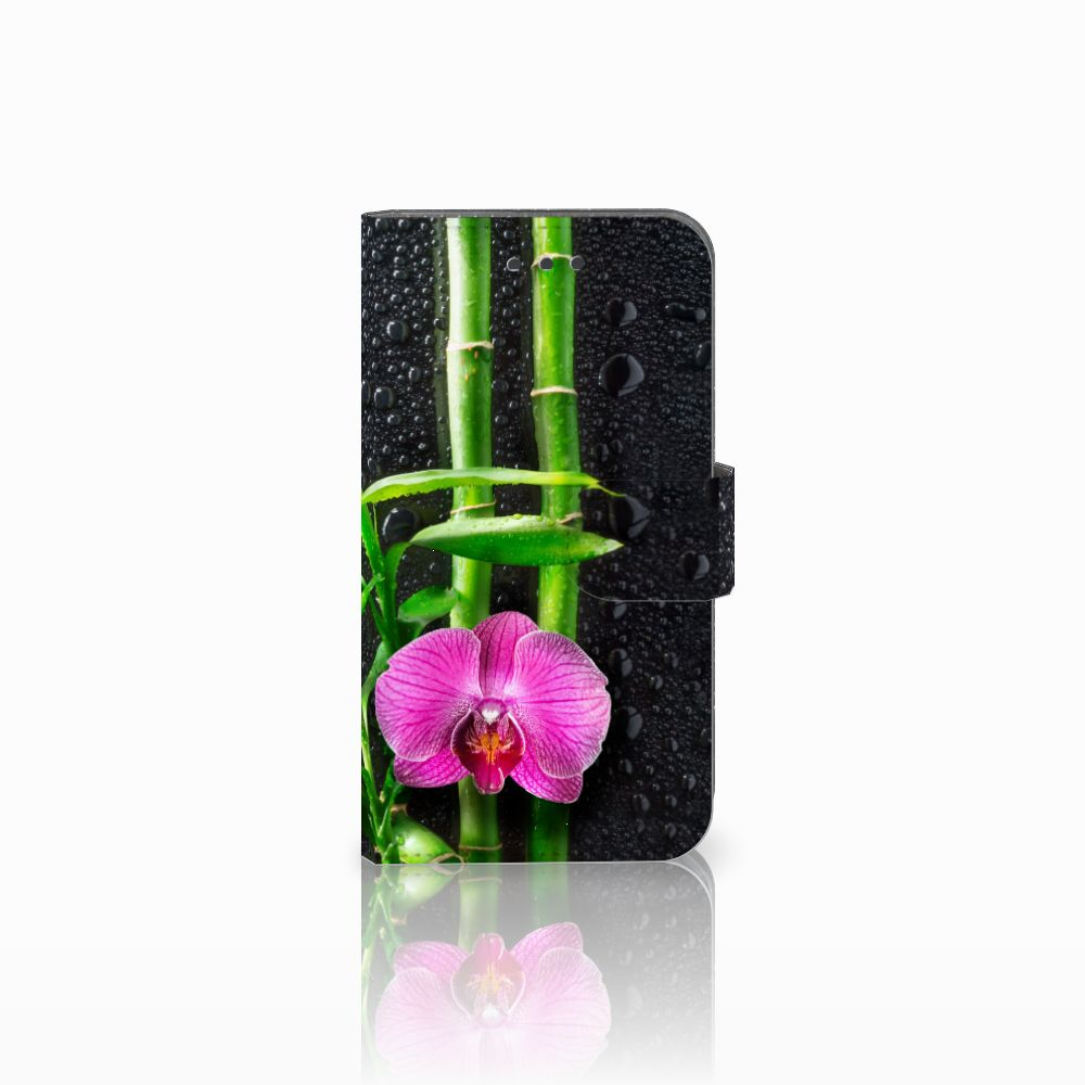 Samsung Galaxy Xcover 3 | Xcover 3 VE Boekhoesje Design Orchidee
