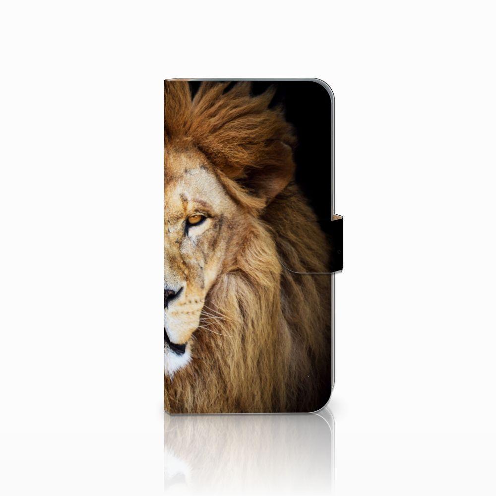 HTC Desire 10 Pro Boekhoesje Design Leeuw