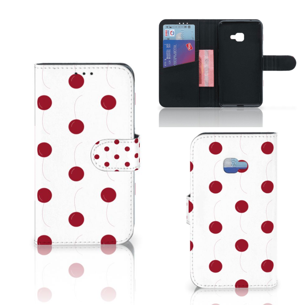 Samsung Galaxy Xcover 4 | Xcover 4s Book Cover Cherries