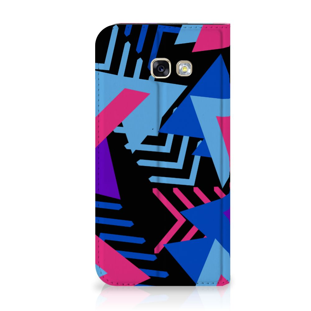 Samsung Galaxy A5 2017 Stand Case Funky Triangle