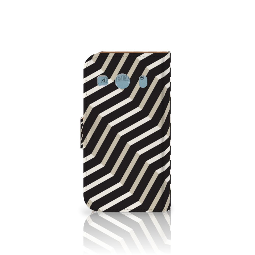 Samsung Galaxy Ace 4 4G (G357-FZ) Bookcase Illusion