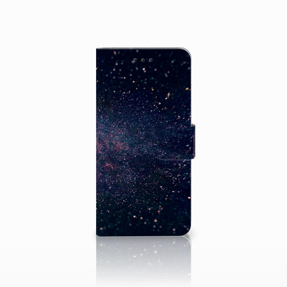 Motorola Moto G6 Bookcase Stars