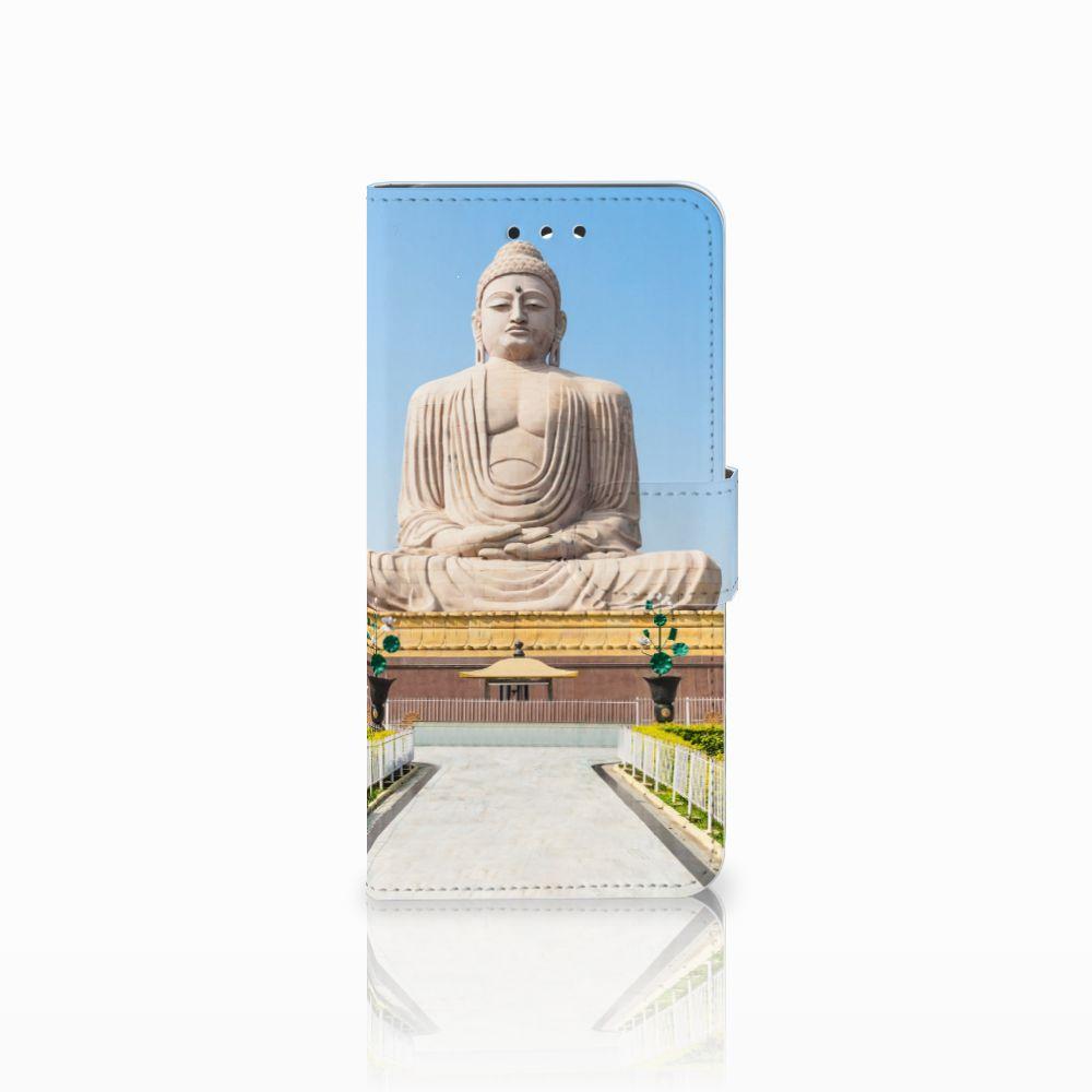 LG G7 Thinq Boekhoesje Design Boeddha