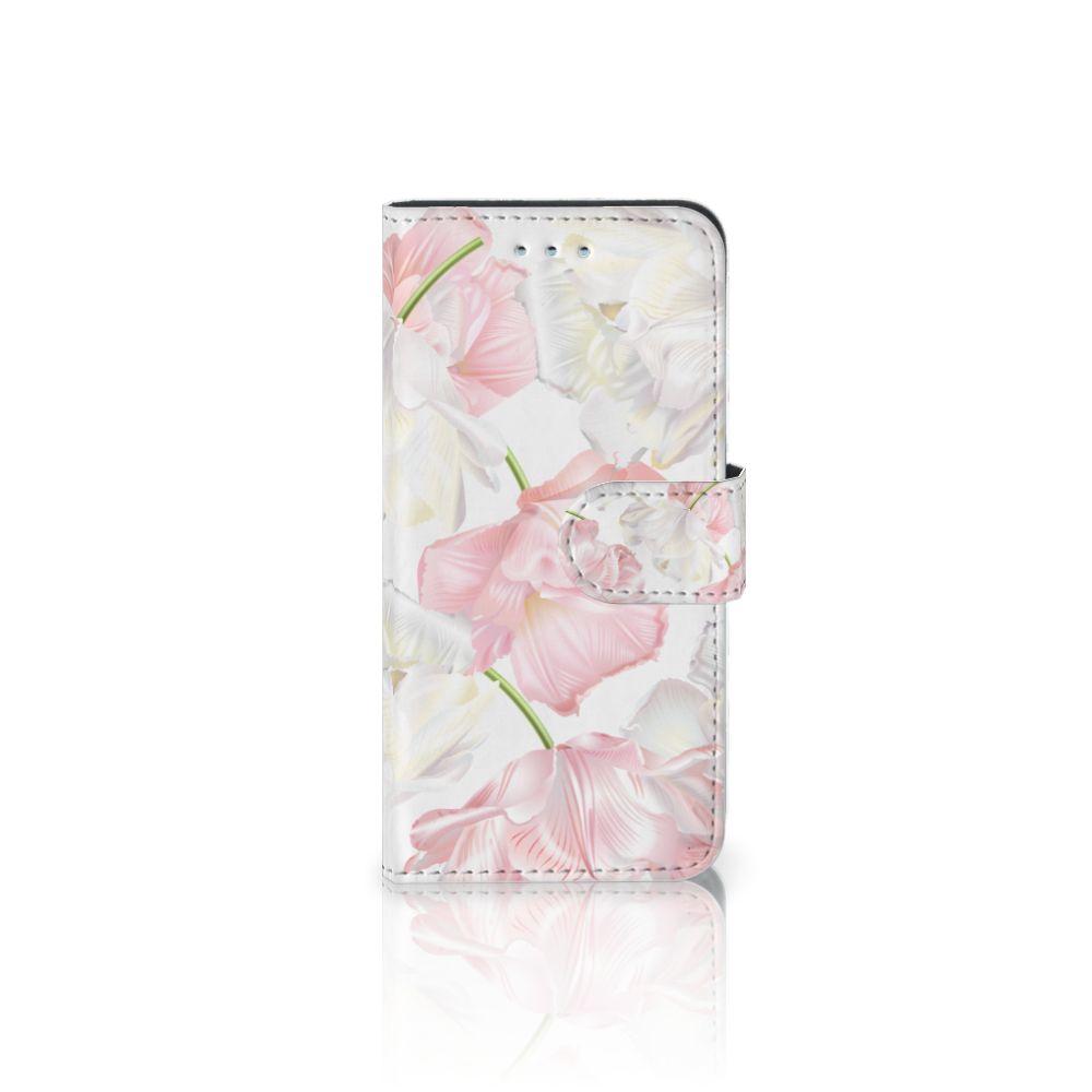 Samsung Galaxy S6 | S6 Duos Boekhoesje Design Lovely Flowers