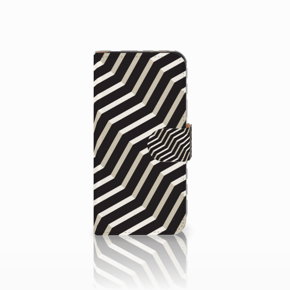 HTC One Mini 2 Bookcase Illusion