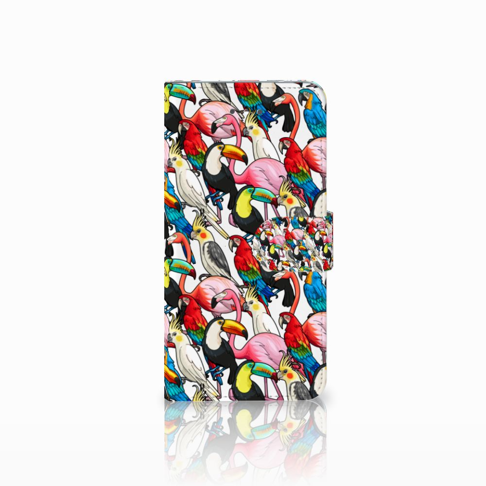 LG Nexus 5X Uniek Boekhoesje Birds