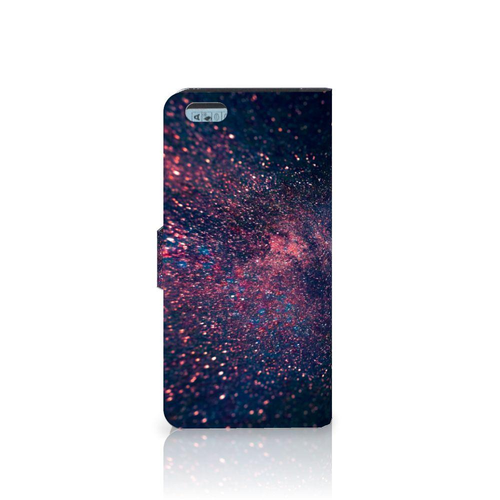 Apple iPhone 6 Plus   6s Plus Bookcase Stars