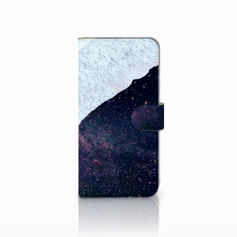 HTC Desire 10 Pro Bookcase Sea in Space