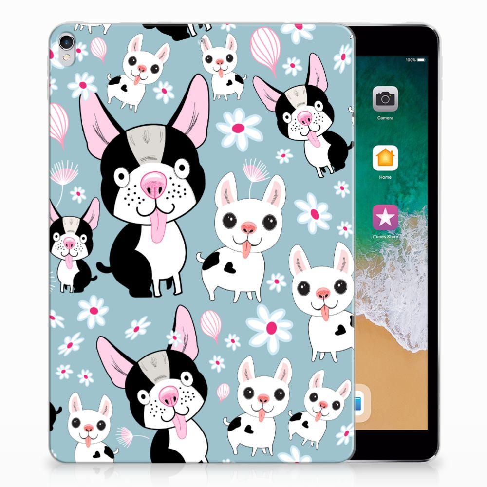 Apple iPad Pro 10.5 Back Case Hondjes