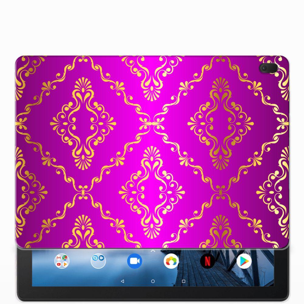 TPU Case Lenovo Tab E10 Barok Roze