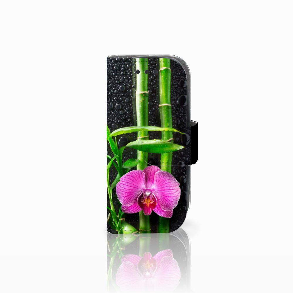 Nokia 3310 (2017) Boekhoesje Design Orchidee