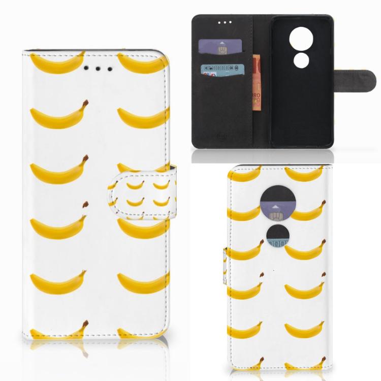 Motorola Moto E5 Play Book Cover Banana