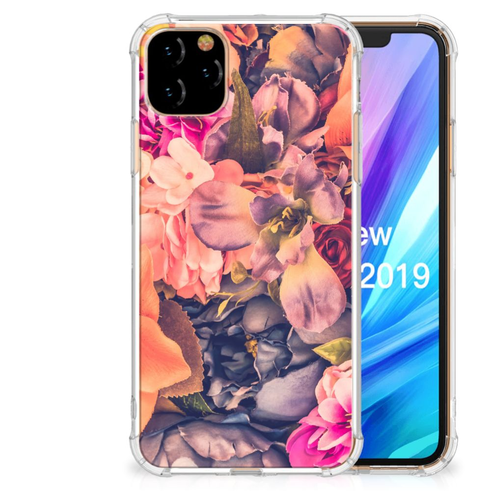 Apple iPhone 11 Pro Max Case Bosje Bloemen