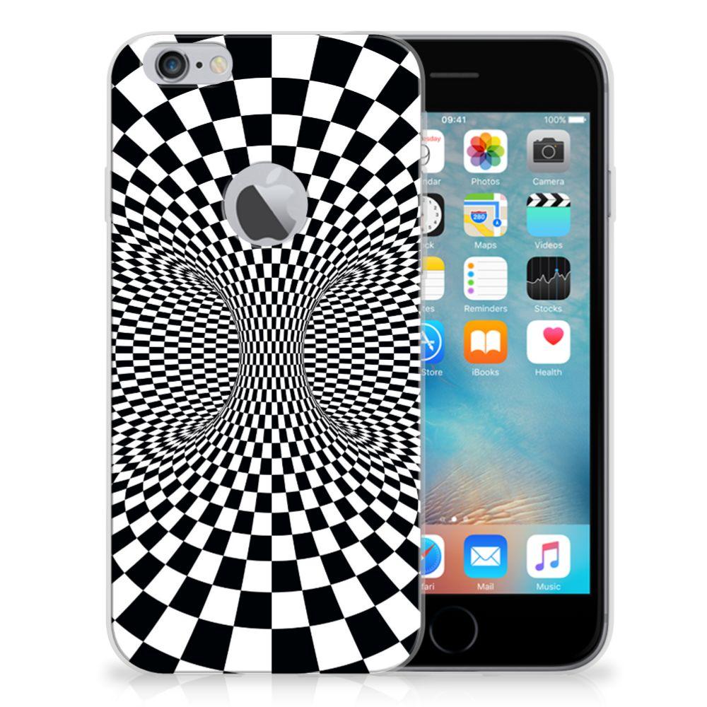 Apple iPhone 6 Plus | 6s Plus TPU Hoesje Illusie