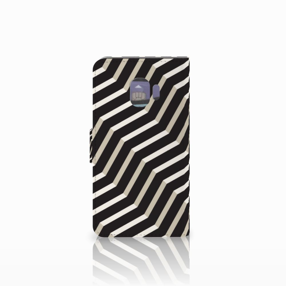 Samsung Galaxy J2 Pro 2018 Bookcase Illusion