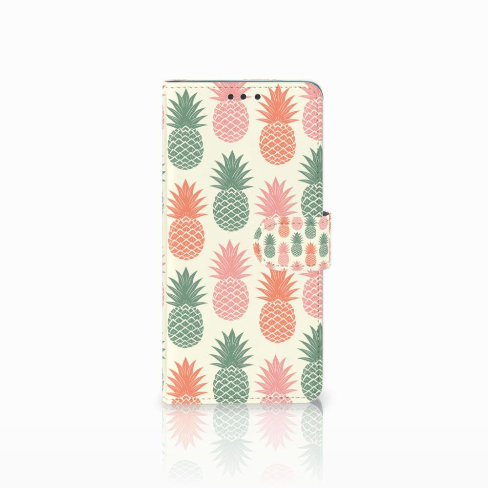 Huawei Mate 20 Boekhoesje Design Ananas