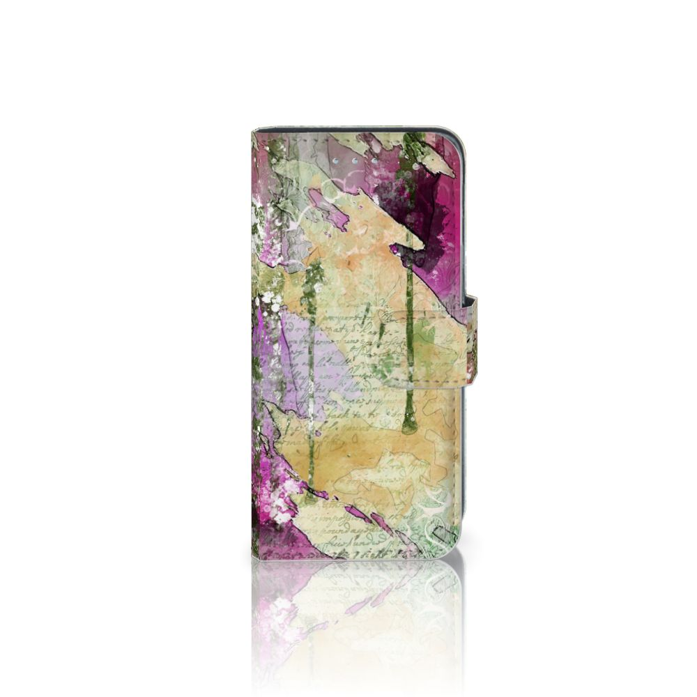 Hoesje Samsung Galaxy A5 2016 Letter Painting
