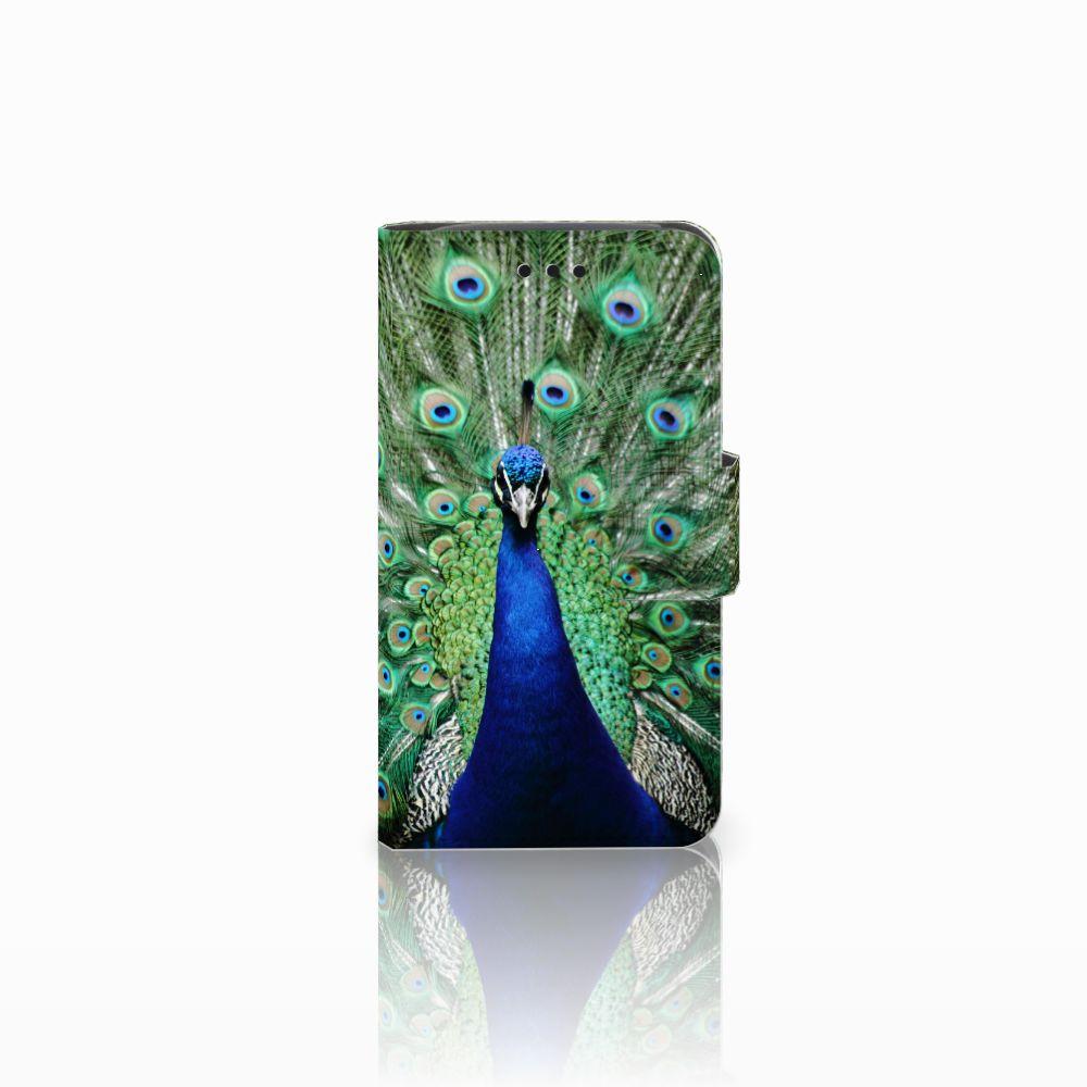 Samsung Galaxy Core i8260 Boekhoesje Design Pauw