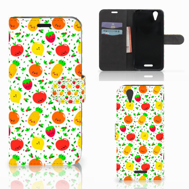 Acer Liquid Z630 | Z630s Book Cover Fruits