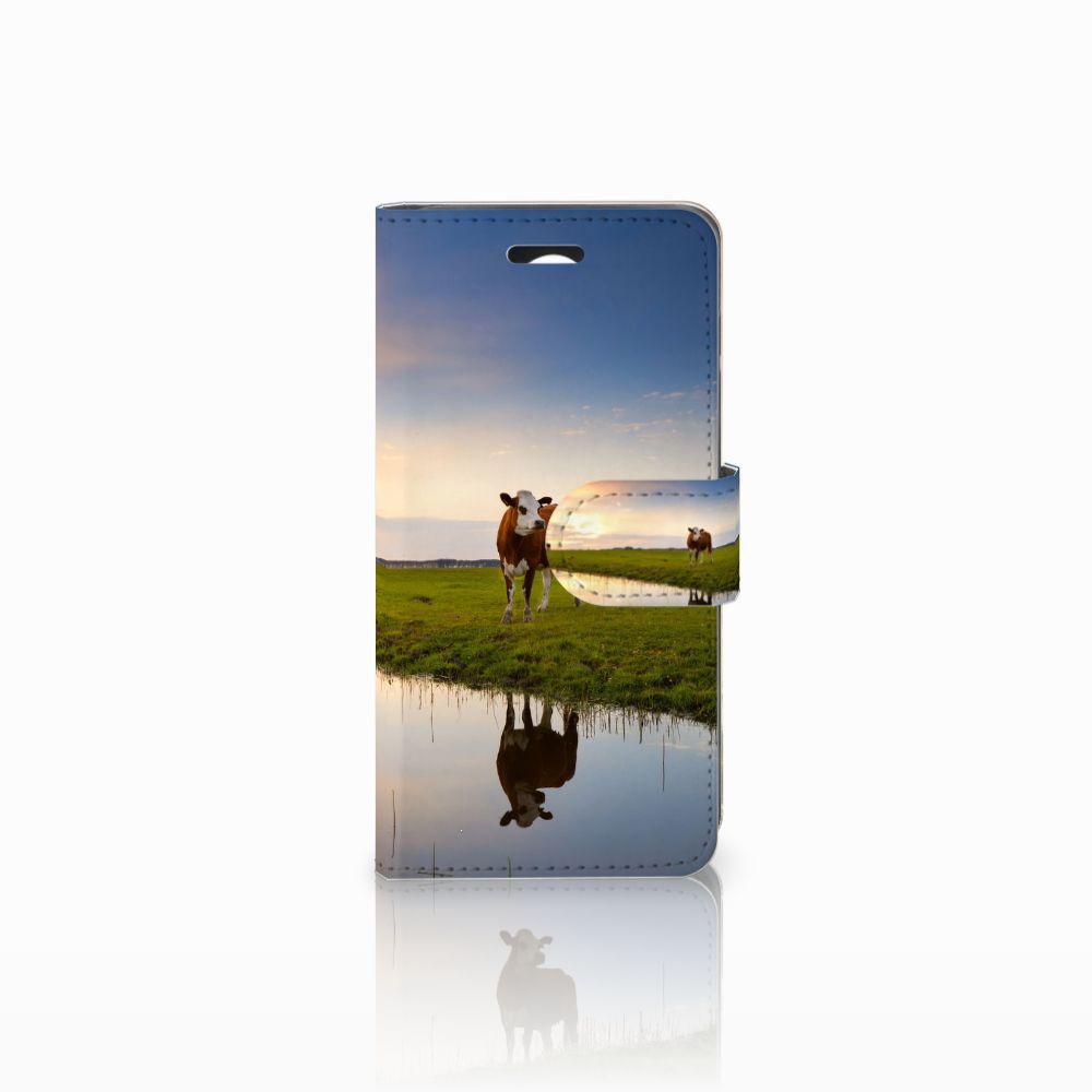 Huawei Y3 2   Y3 II Boekhoesje Design Koe