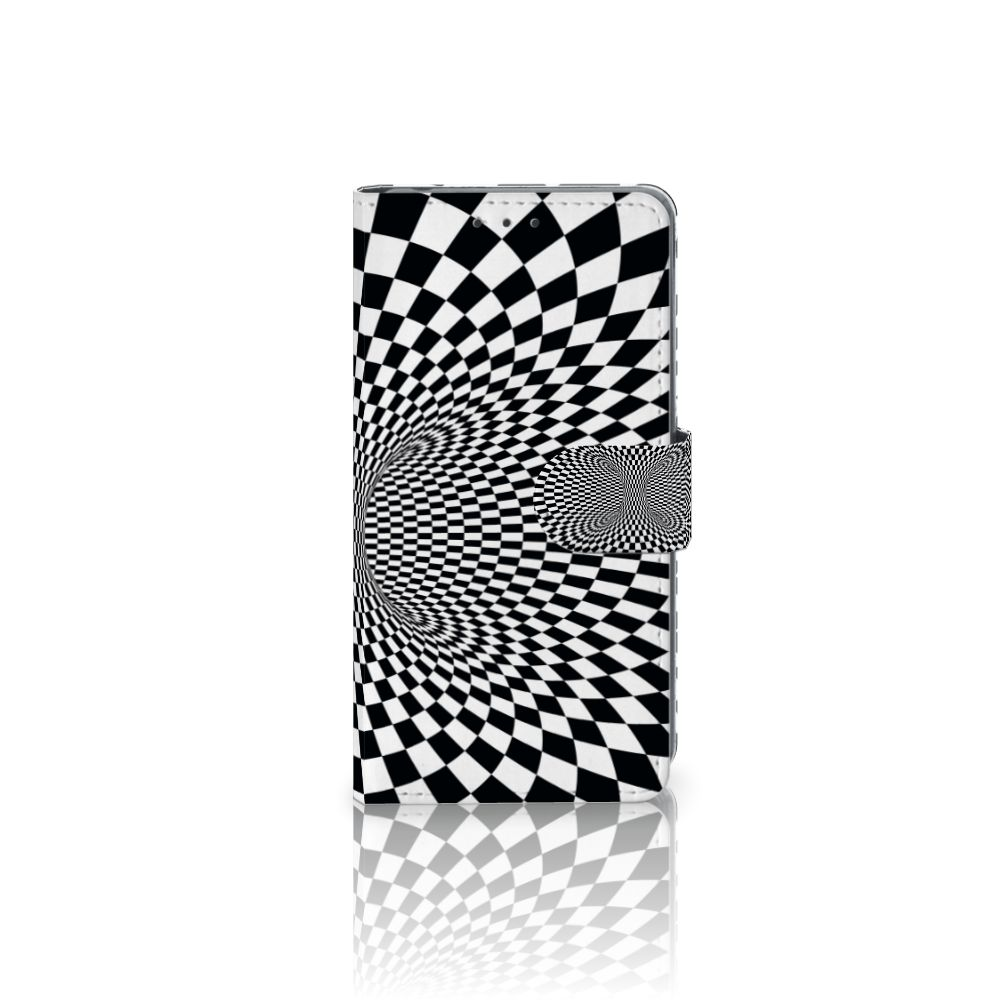 Sony Xperia Z2 Bookcase Illusie