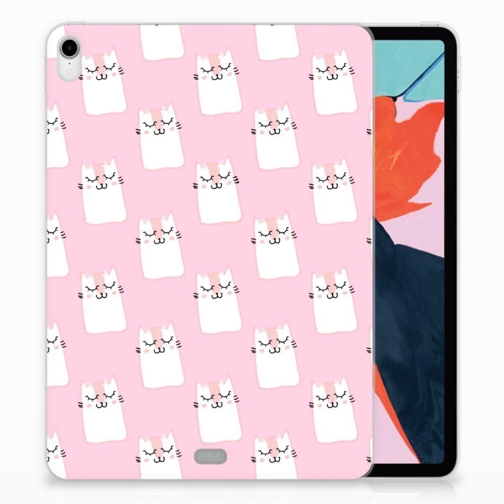 Apple iPad Pro 11 inch (2018) Back Case Sleeping Cats