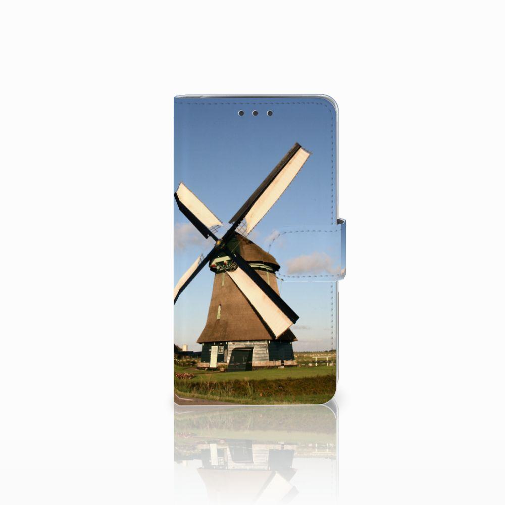 LG Q6 | LG Q6 Plus Uniek Boekhoesje Molen