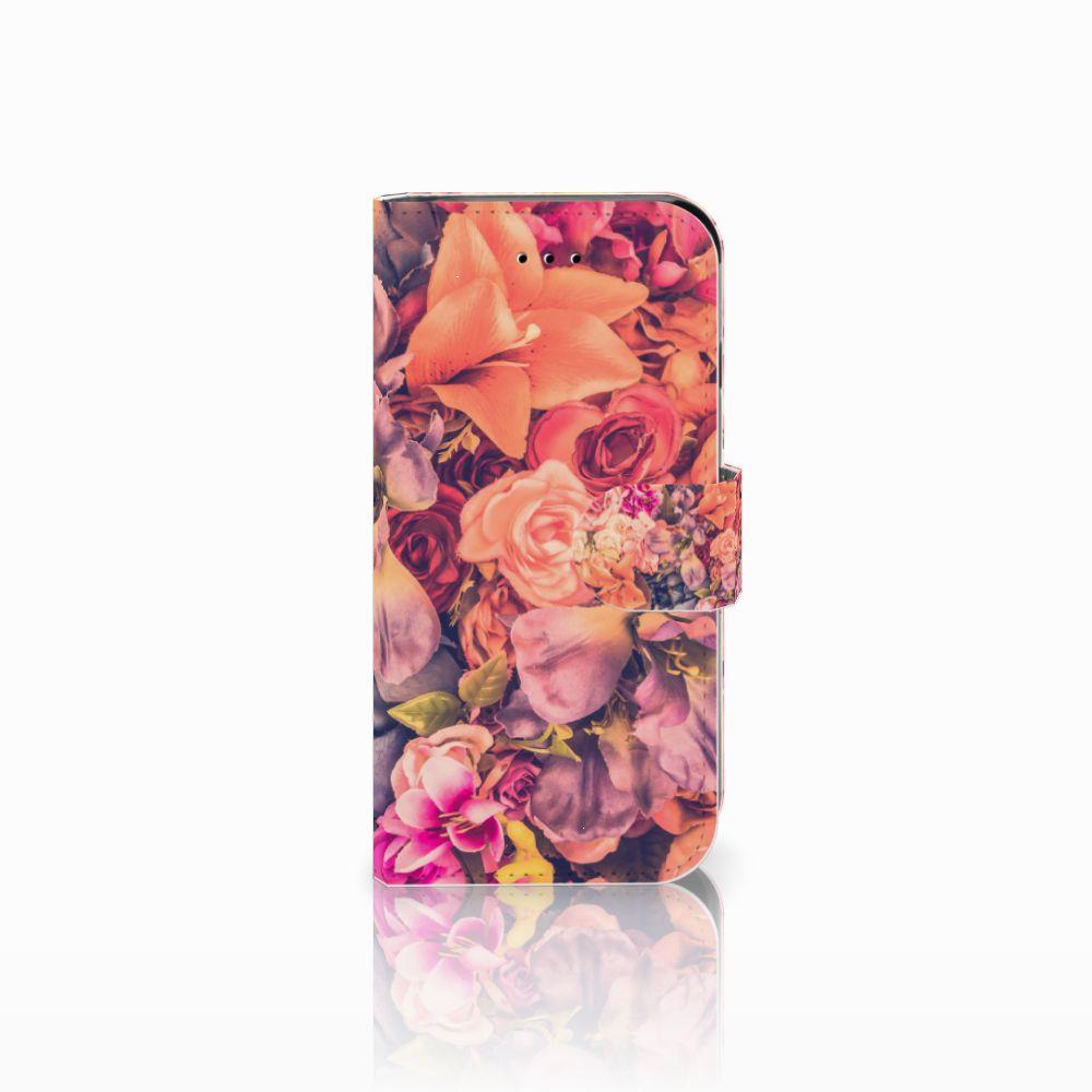 Apple iPhone 6 | 6s Boekhoesje Design Bosje Bloemen