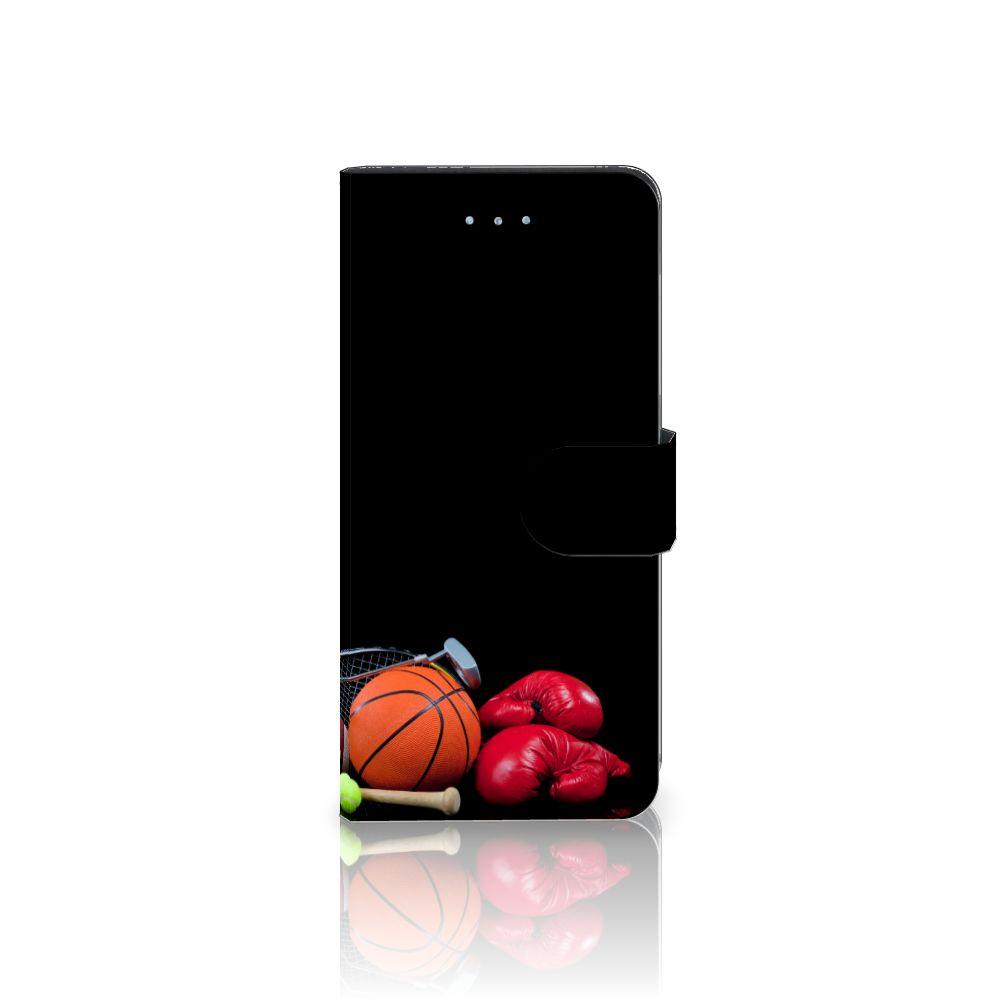 Apple iPhone 6 Plus | 6s Plus Boekhoesje Design Sports