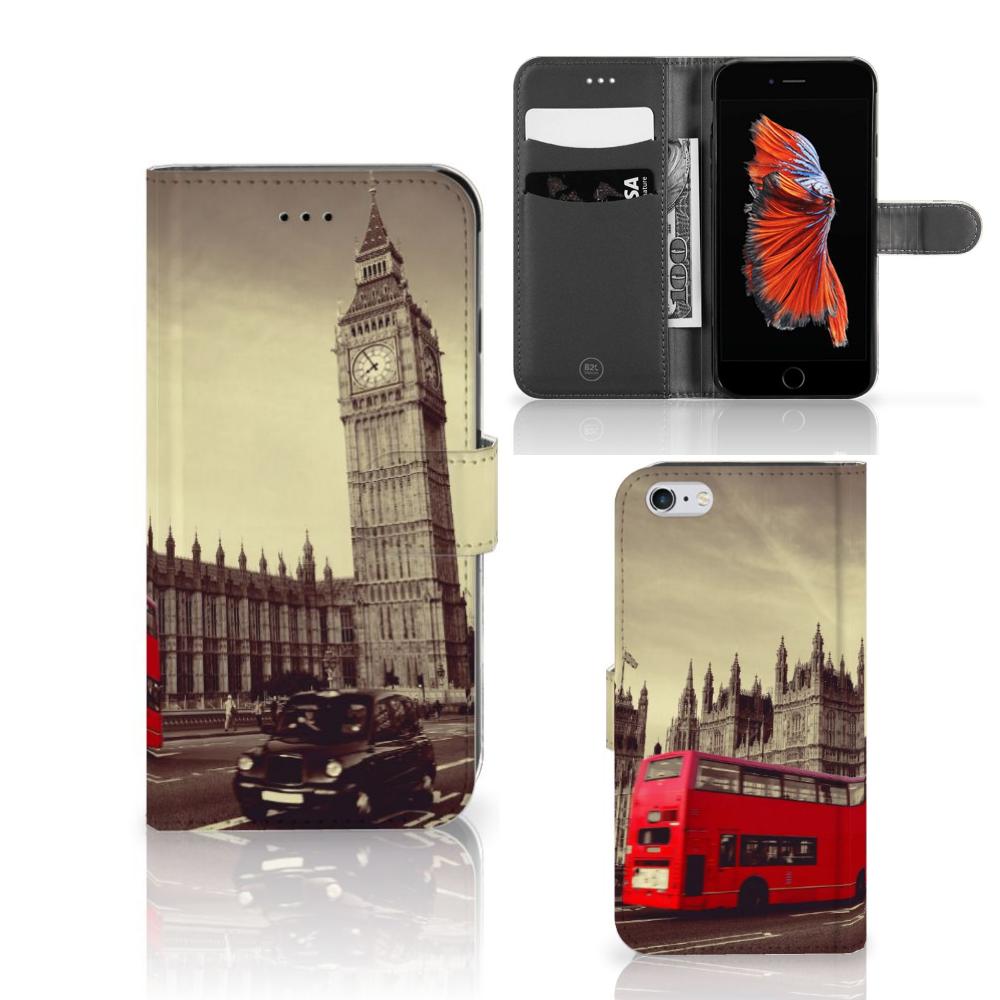 Apple iPhone 6 Plus | 6s Plus Flip Cover Londen