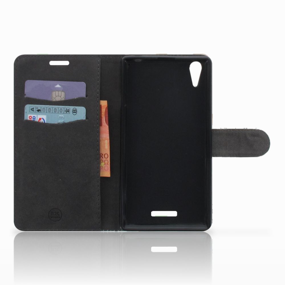 Sony Xperia T3 Book Cover IJsjes