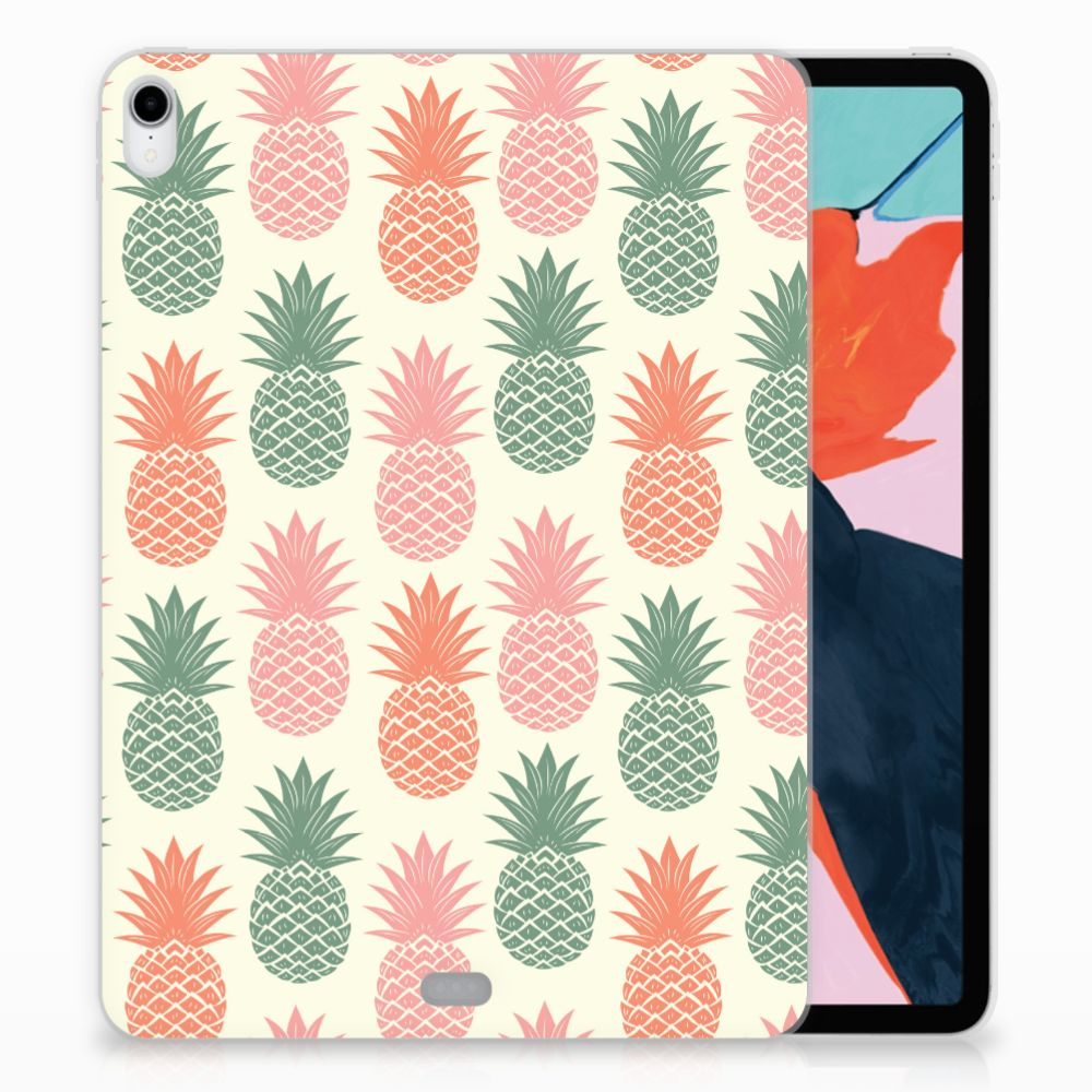 Apple iPad Pro 11 inch (2018) TPU Hoesje Design Ananas