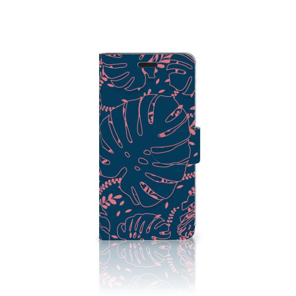 HTC 10 Boekhoesje Design Palm Leaves